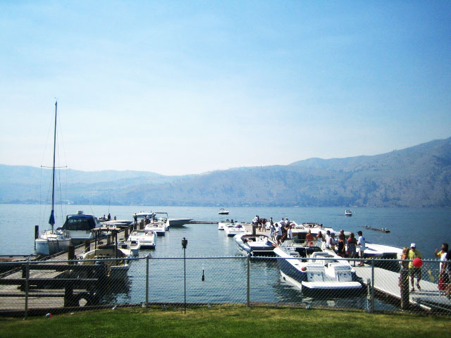 Lake Chelan Boating Clubhouse